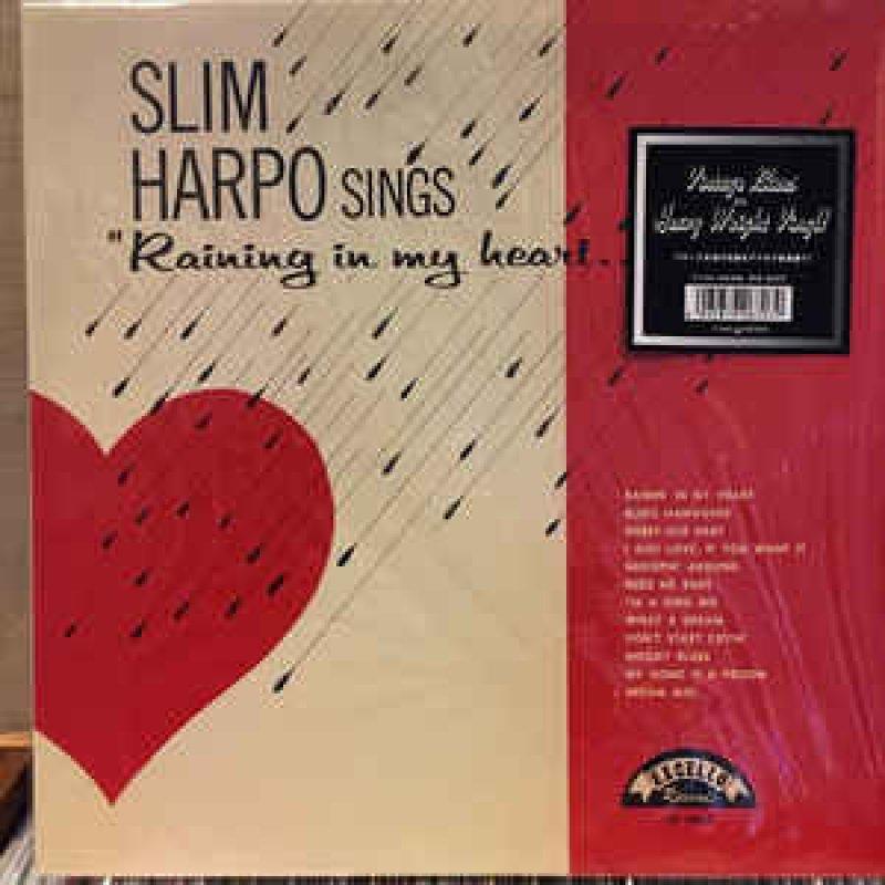 Slim Harpo - Raining In My Heart / Heavy Weight Vinyl